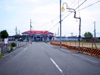 浜寺公園駅9