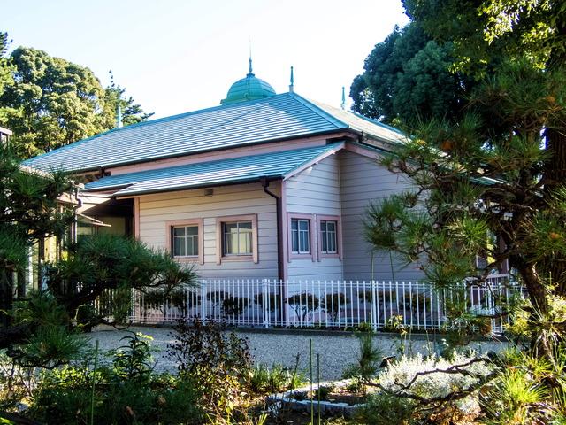 八幡山洋館1