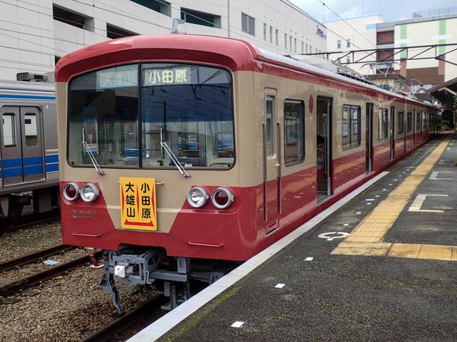 大雄山駅08