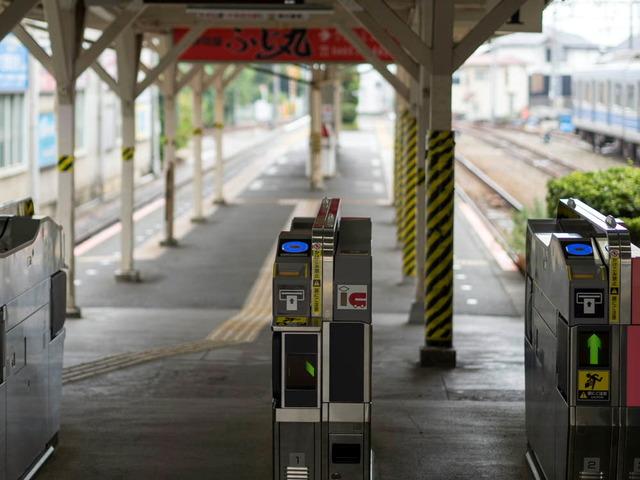 大雄山駅04