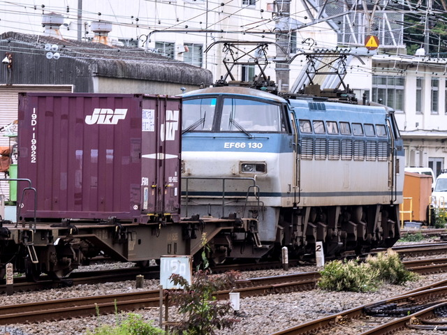 EF66 130貨物2