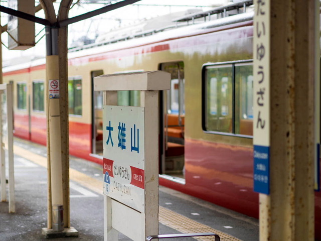 大雄山駅11