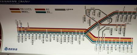西武新宿線7