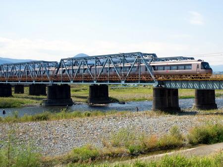 酒匂川鉄橋9