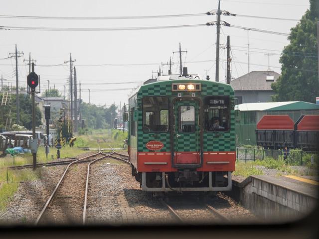 真岡鉄道12