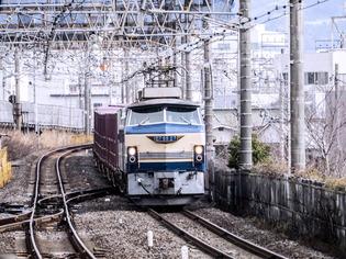 EF6627機関車3