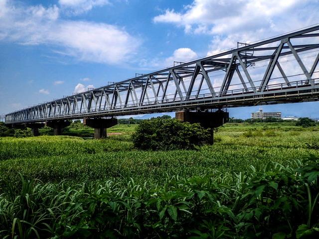 相模川橋梁01