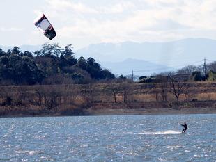 谷中湖10