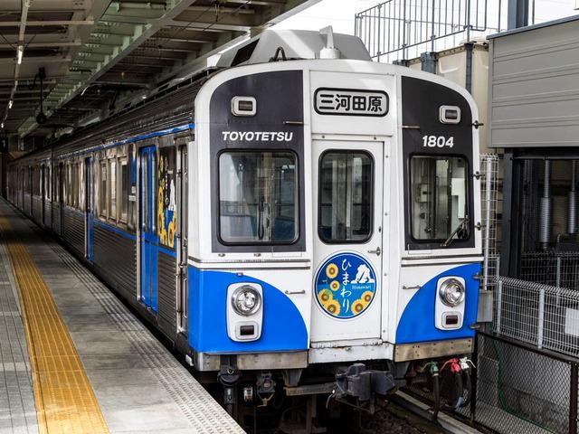 豊橋鉄道渥美線09