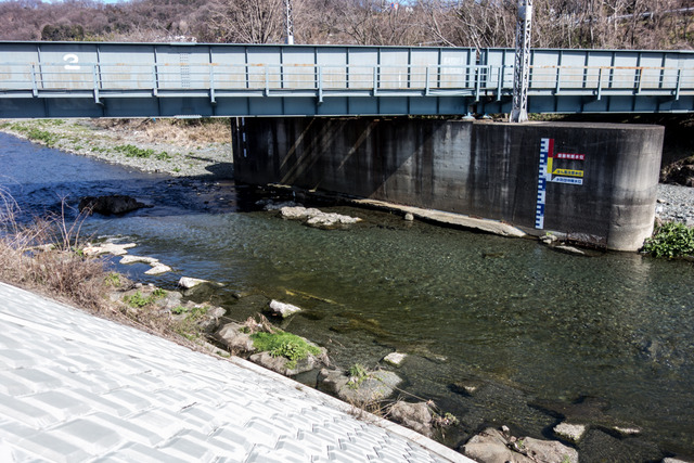 金目川橋梁2