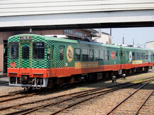 真岡鉄道2