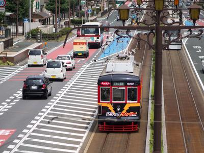 豊橋路面電車4