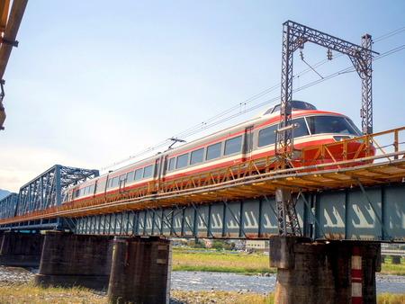 酒匂川鉄橋2