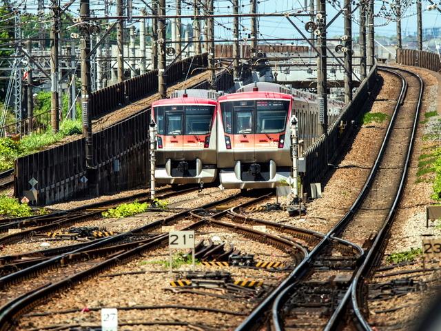6000系大井町線急行2
