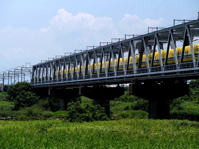 相模川橋梁10