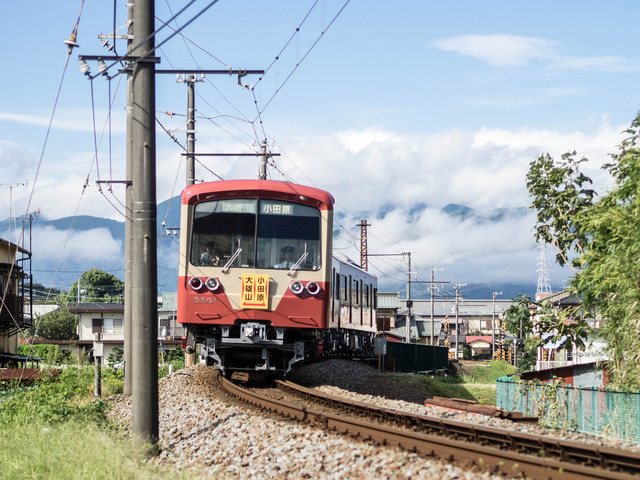 大雄山線21