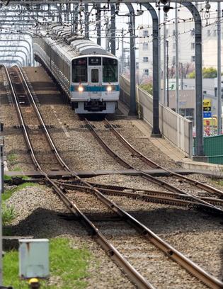 海老名駅にて5