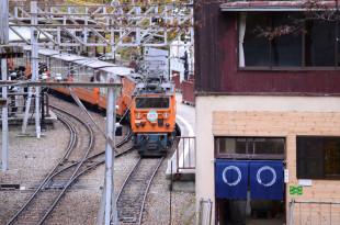 黒部峡谷鉄道14
