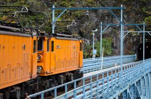 黒部峡谷鉄道12