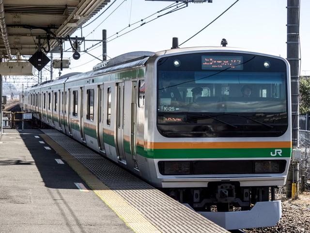 東海道線4