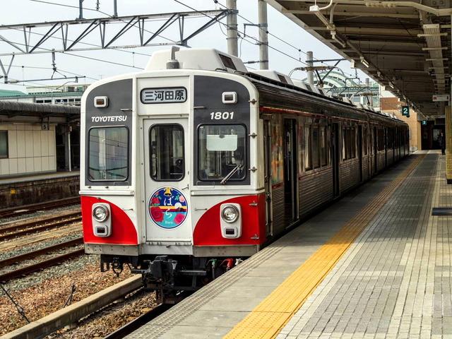 豊橋鉄道渥美線05