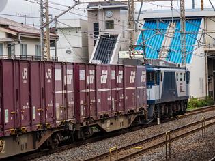EF64 1015貨物07