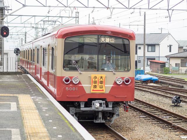 大雄山駅07