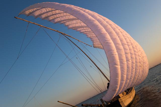 帆引き船21