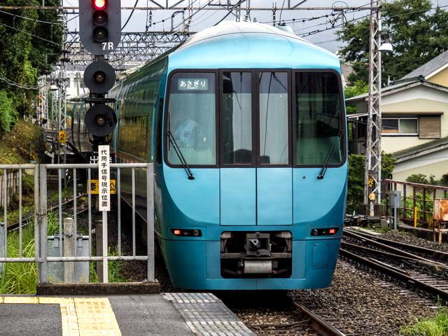 MSEあさぎり号2