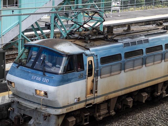 鉄路(根府川駅)09