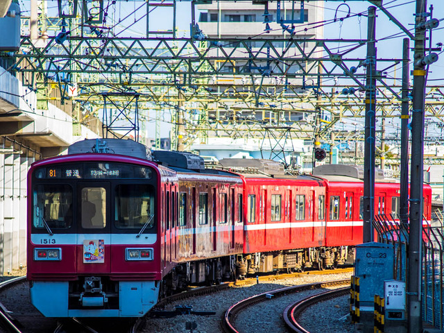 京急大師線4
