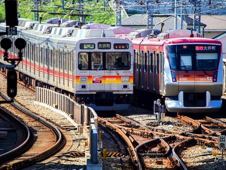 大井町線1