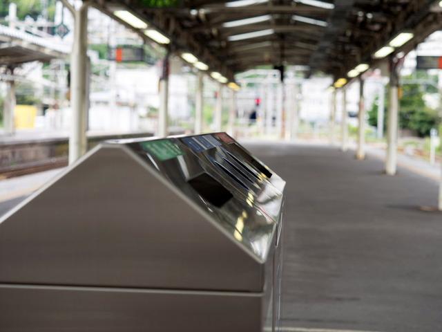 熱海駅にて01