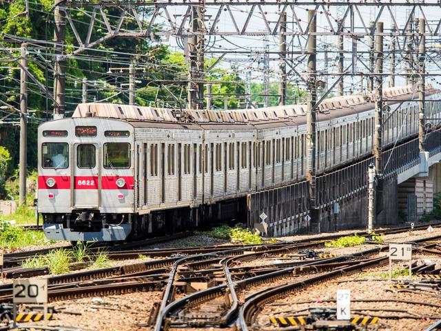 8500系東急通勤2