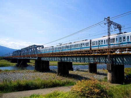 酒匂川鉄橋11