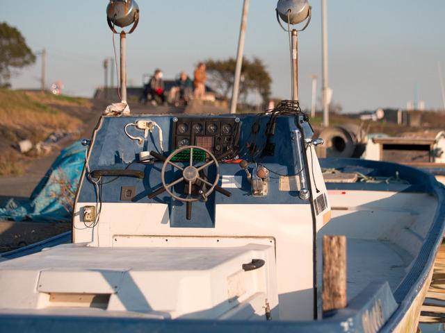 帆引き船2