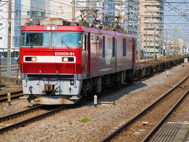 EH500-61機関車