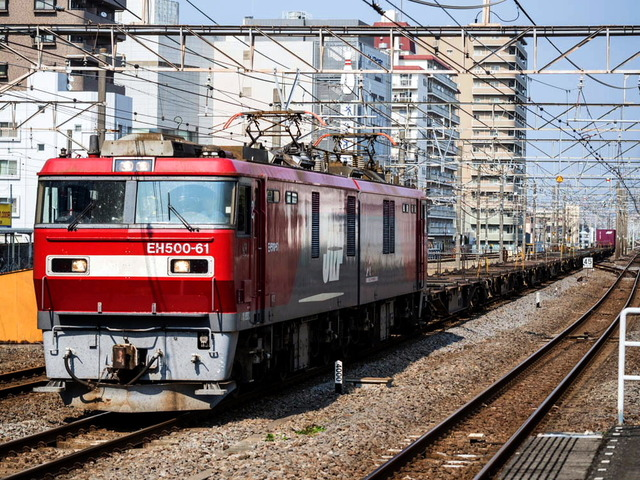EH500-61電気機関車01