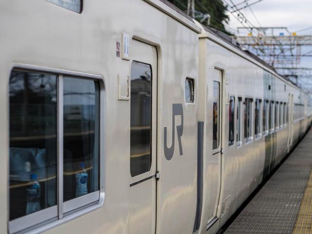 鉄路(根府川駅)17