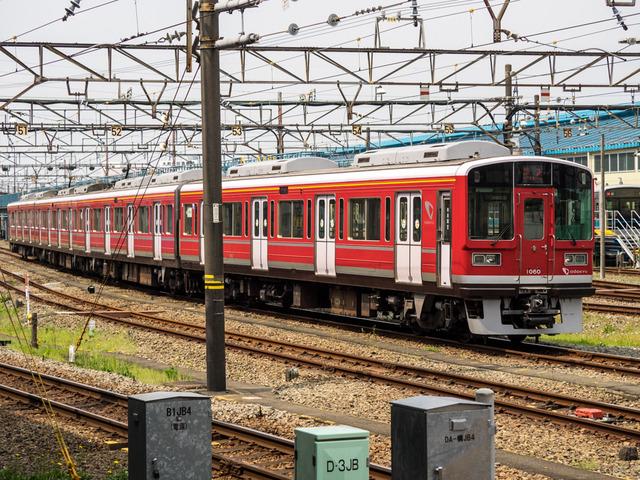 小田急箱根電車