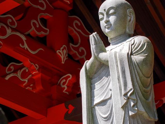 寿徳寺境内から02