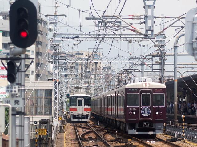 阪急電車2