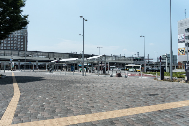 前橋駅表町方面3