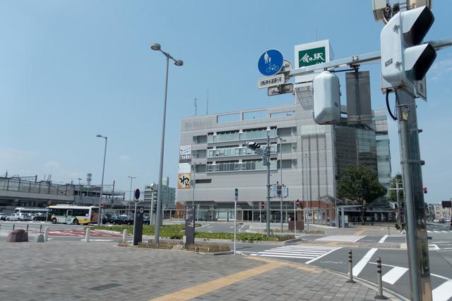 前橋駅表町方面2