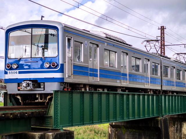 大雄山線9