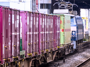 EF6627機関車4