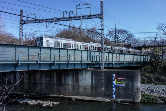金目川橋梁4