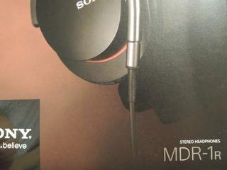 MDR-1Rを買ってみた