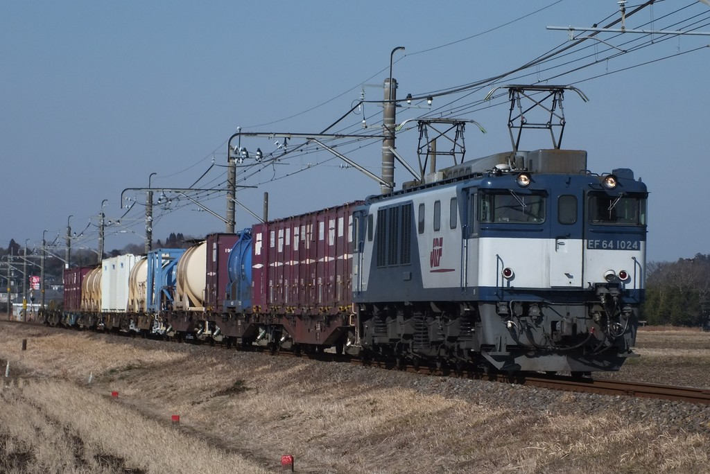 鹿島線 : 新鶴見通信