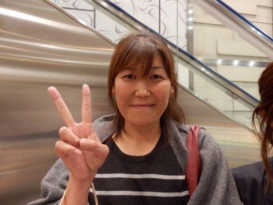 田中姿子blog : 備前夕子